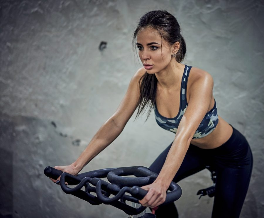Jak ćwiczyć Na Rowerku ćwiczenia Dla Trenujących Na Rowerze